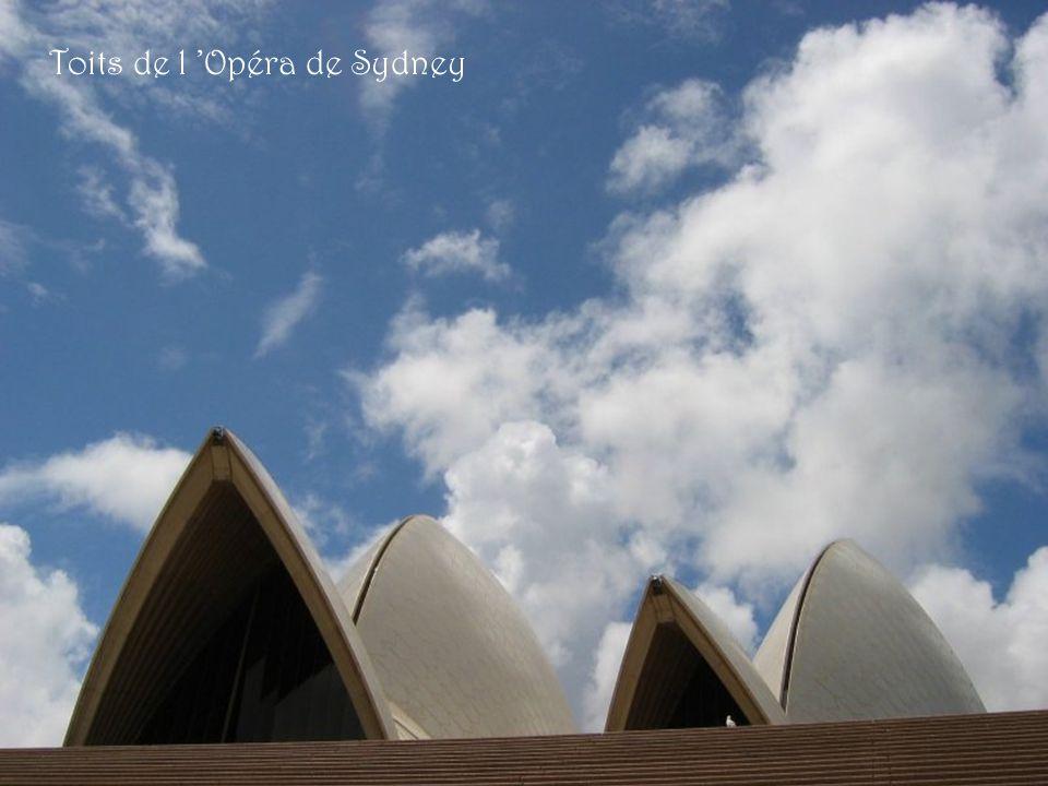 Sydney - New South Wales Sydney Új Dél Wales állam fővárosa. Melbourne mellett végre Olimpiát is rendezhetett. Az Utzon-féle Operaház, vagy a Darling