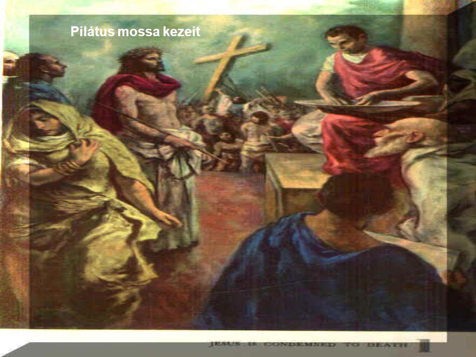 Pilátus mossa kezeit
