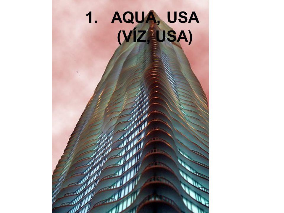 1.AQUA, USA (VÍZ, USA)