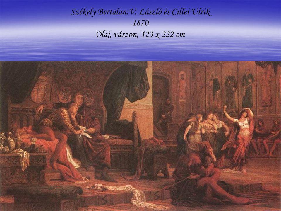   Madarász Viktor: Zách Felicián (1858, Olaj, vászon, 152 x 112 cm)