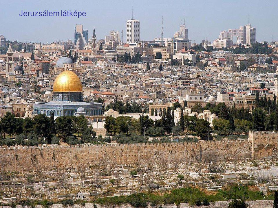 Jeruzsálemi piac