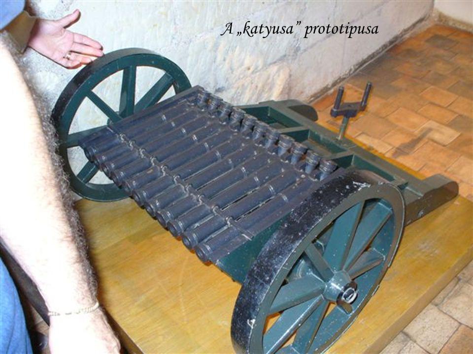 """A """"katyusa prototipusa"""
