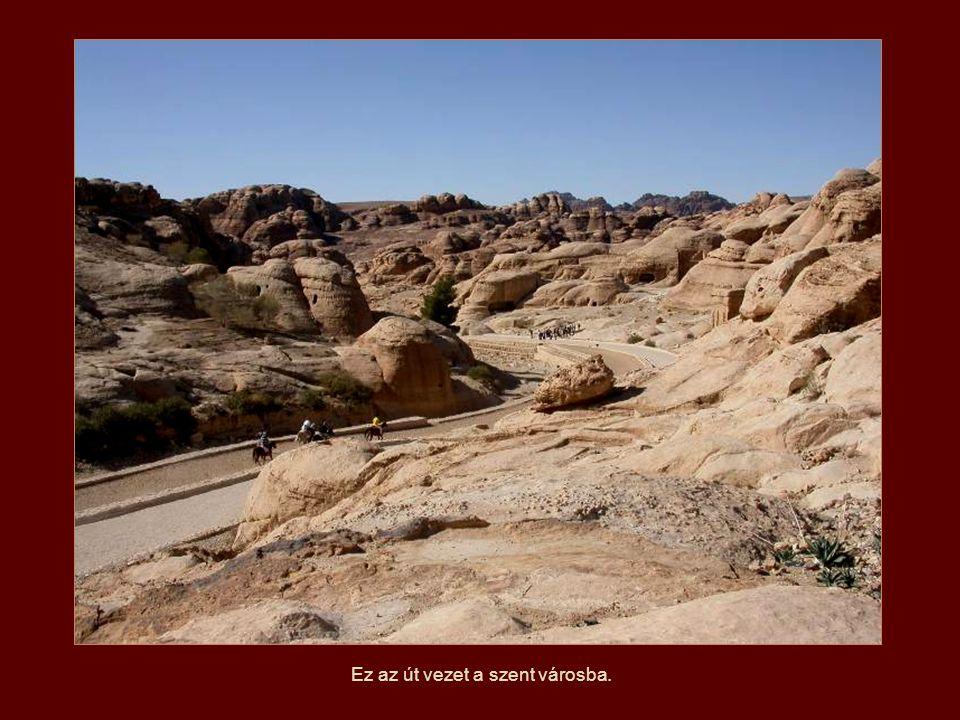Petra és környéke virágzó gazdasági és kulturális központ volt, kiterjedt kereskedelemmel amely főleg az új városalapításoknak köszönhető, mint Rabbát, Ammon (a mai Amman) és Jerash.