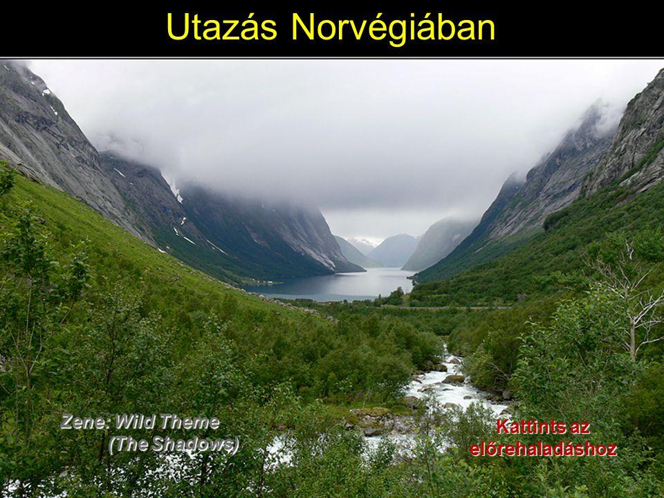 A 7 testvér vizesés – GeirangerFjorden