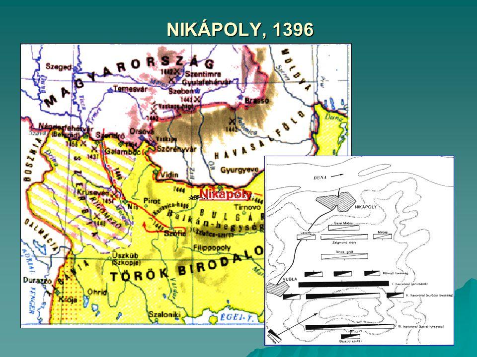 NIKÁPOLY, 1396