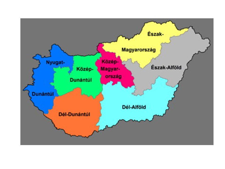 Magyarország – Dunántúli hegység