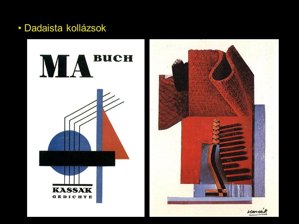 Dadaista kollázsok