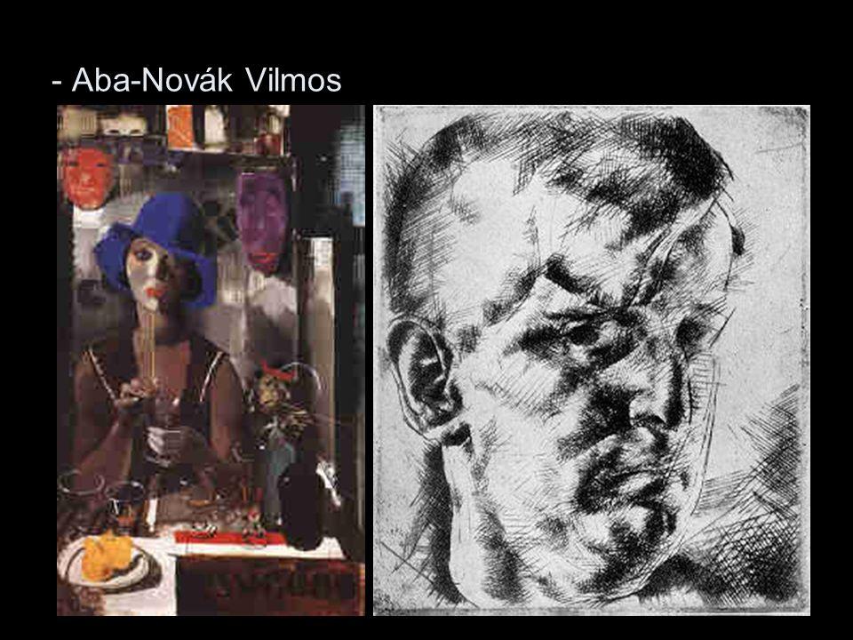 - Aba-Novák Vilmos