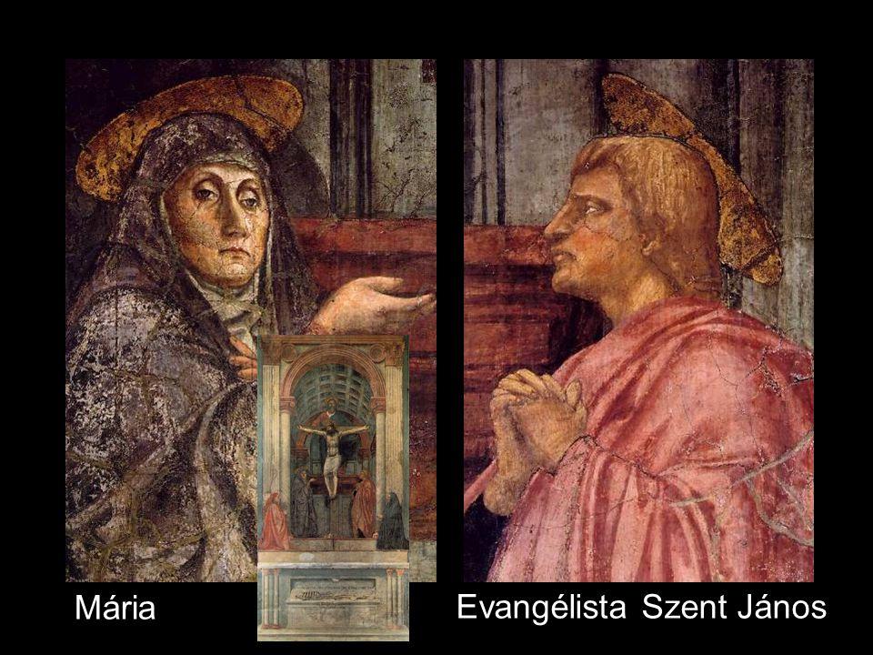 Mária Evangélista Szent János