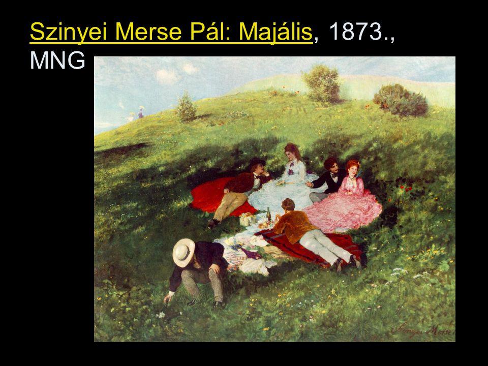 Szinyei Merse Pál: Majális, 1873., MNG