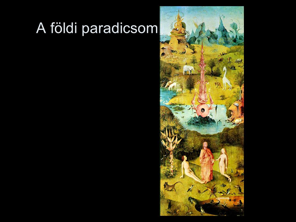 A földi paradicsom