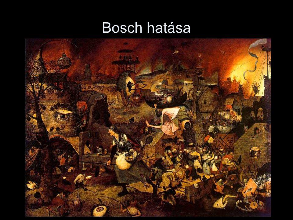 Bosch hatása