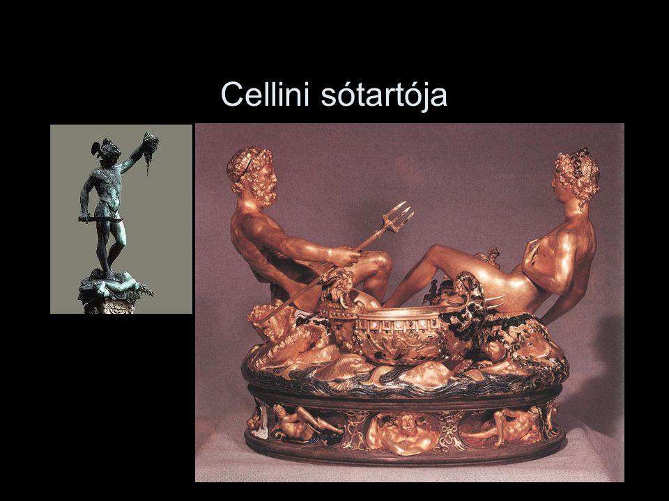 Cellini sótartója