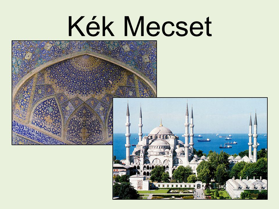 Kék Mecset