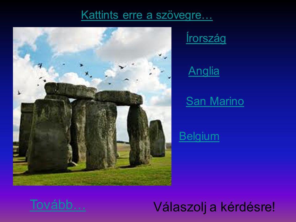 Jelkép-ország A következő diákban jelképeket fogsz látni és mellettük országneveket. A feladatod hogy a megfelelő névre kattints. Sok szerencsét kíván