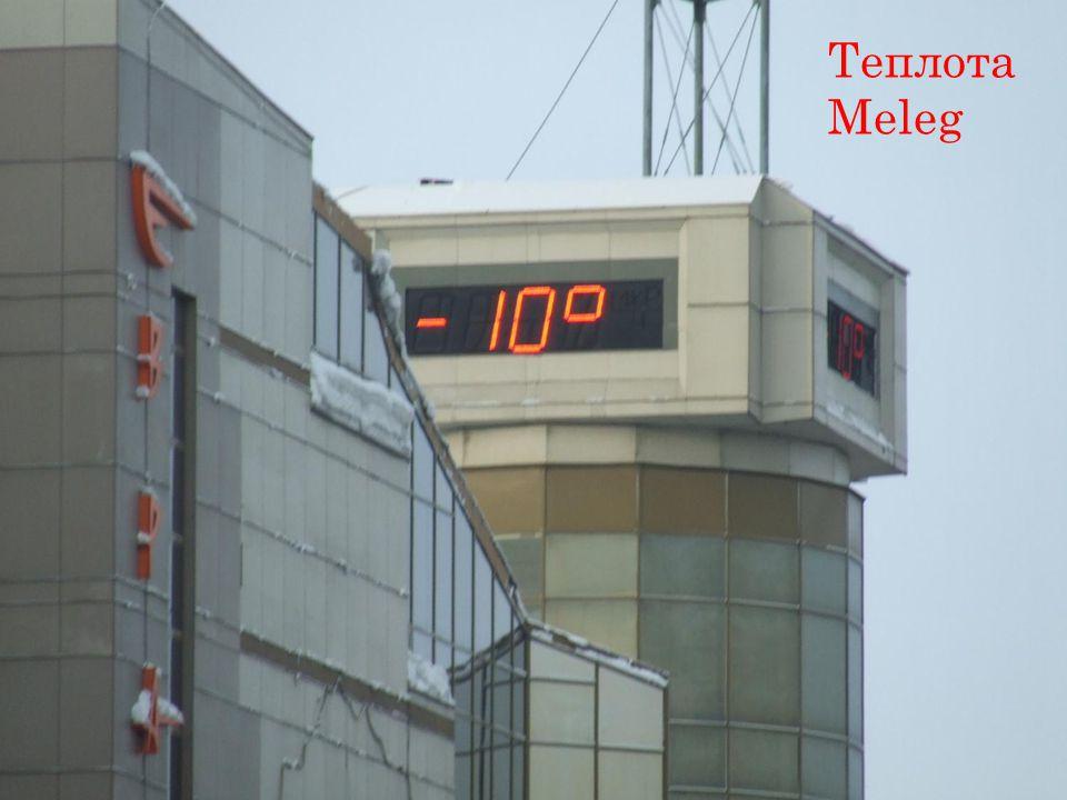 Теплота Meleg