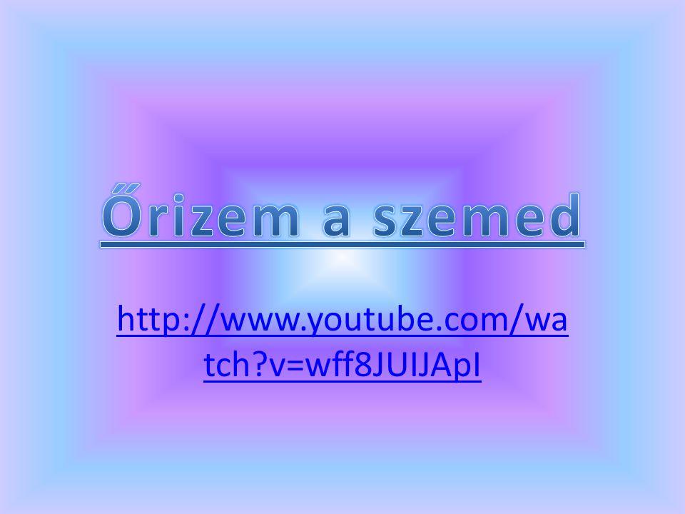 http://www.youtube.com/wa tch?v=wff8JUIJApI