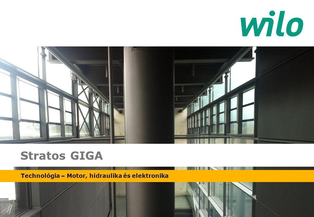 Stratos GIGA Technológia – Motor, hidraulika és elektronika
