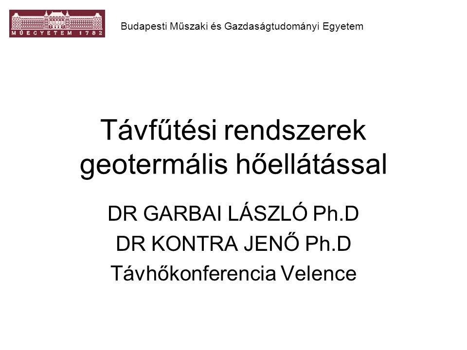 Magyarországon – a rendkívül kedvező geotermális adottságok mellett – igen csekély mennyiségű a lakás kommunális hőfelhasználás területén működő hőenergia ellátó rendszer.