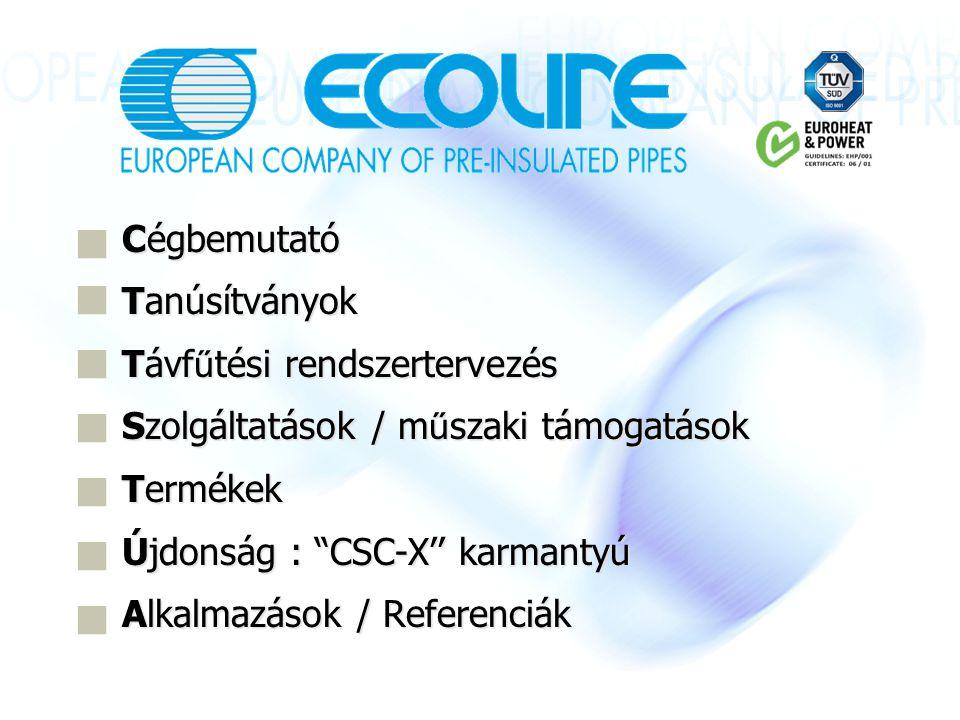 2012 január, tanúsítvány EHP/001-EUROHEAT & POWER.