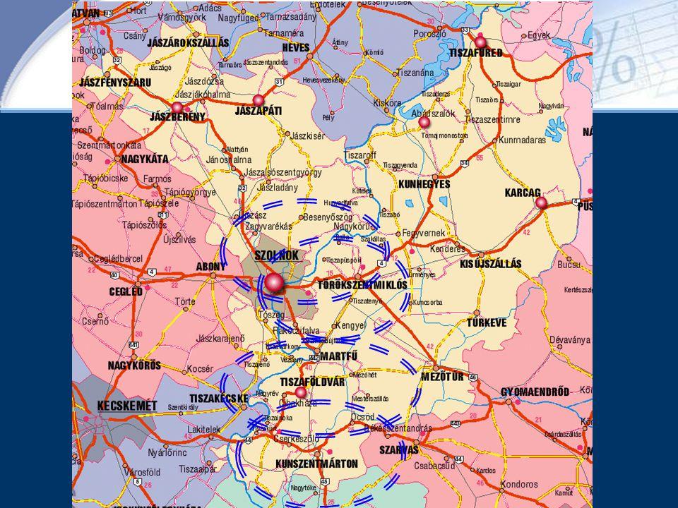 Kisközségek bevételei önkormányzatonként (2003)