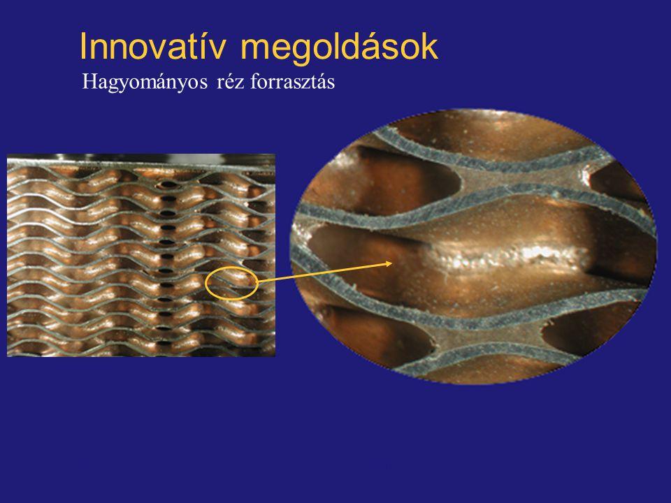 © Alfa LavalSlide 11 Innovatív megoldások Hagyományos réz forrasztás