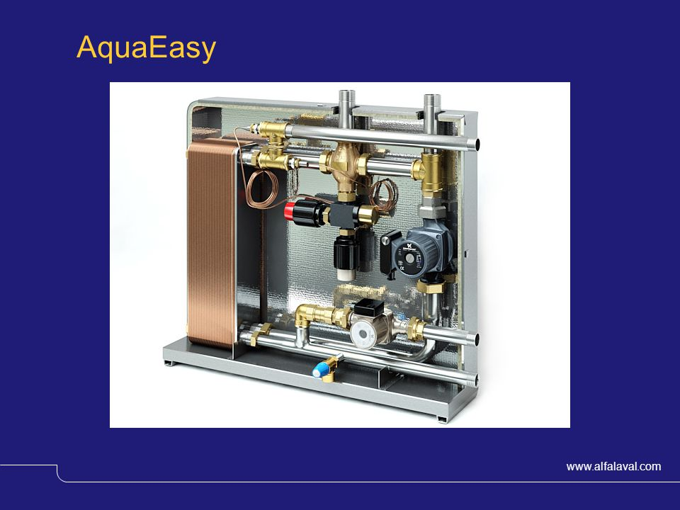 www.alfalaval.com AquaEasy