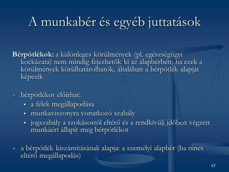 Munkavállaló kártérítési felelőssége Munkaviszonyból eredő kötelezettségének (vétkes) megszegésével okozott kárért kártérítéssel tartozik.