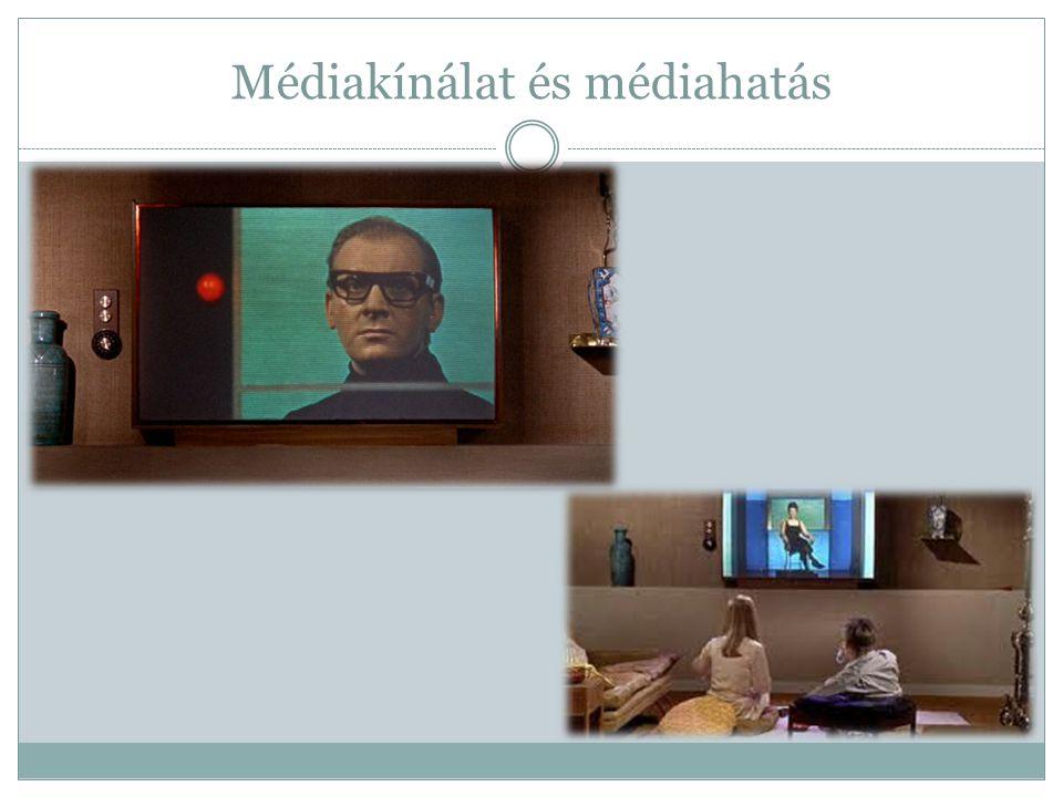 Médiakínálat és médiahatás