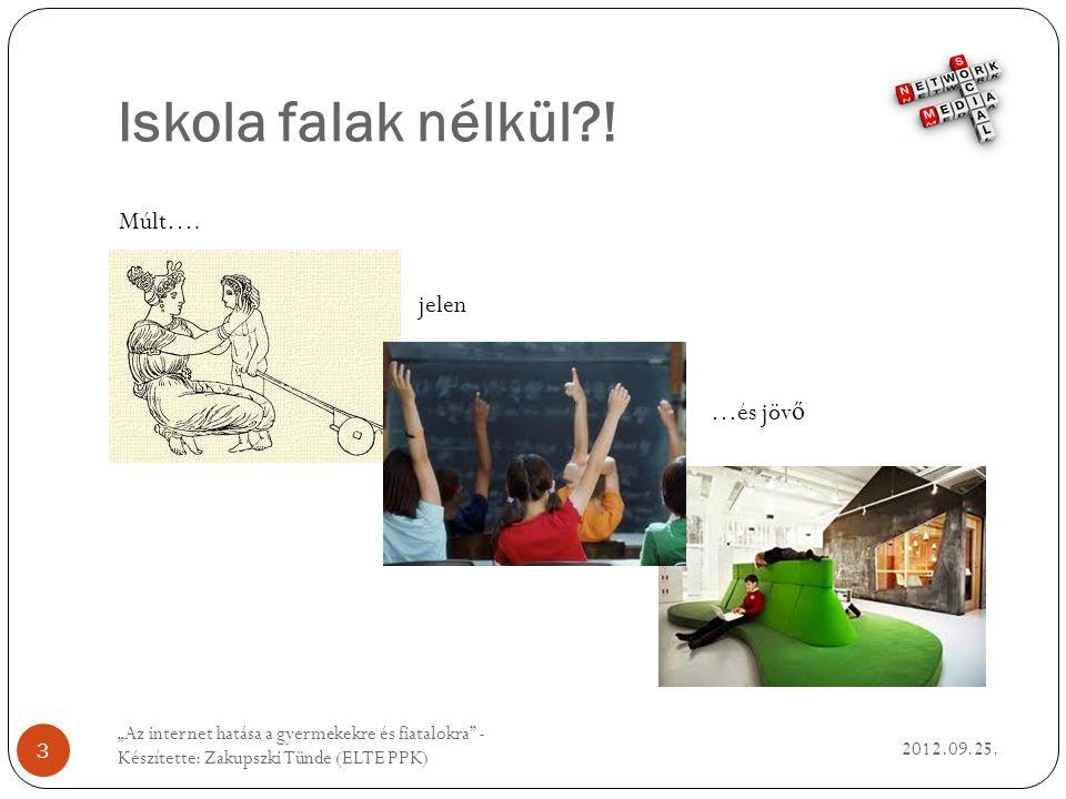 Hálózati tanulás 2012.09.25.