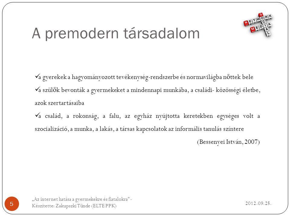 Nyitott tanulás (MOOCs) 2012.09.25.