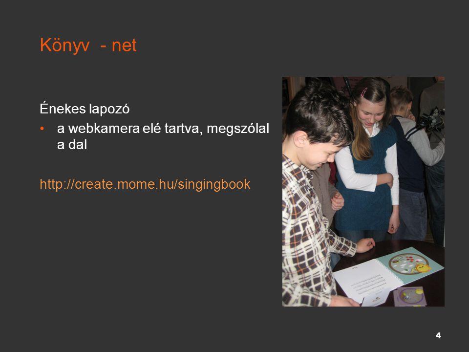 Könyv - tanulás TERENCE EU FP7 ICT projekt - szövegértést fejleszt 5
