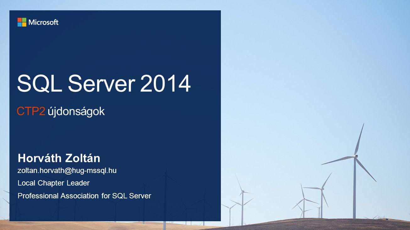 Hogyan működik az SQL Server.