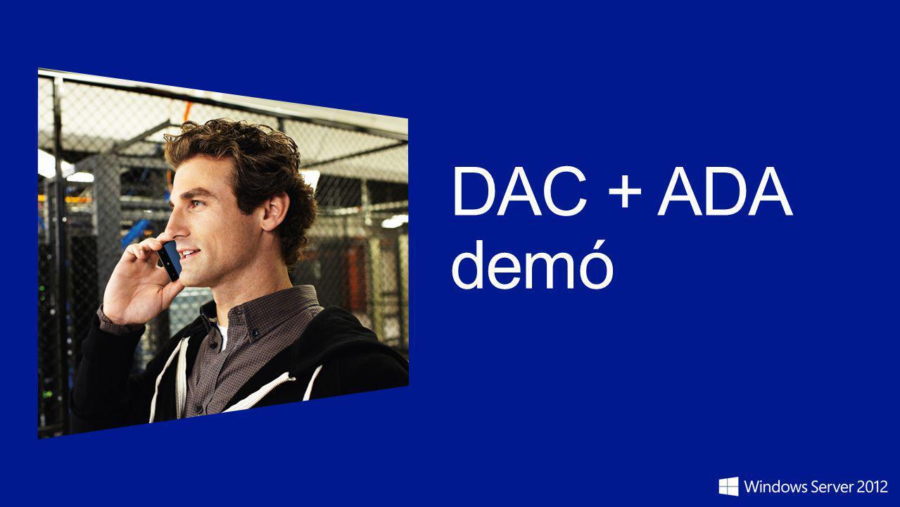 DAC + ADA demó