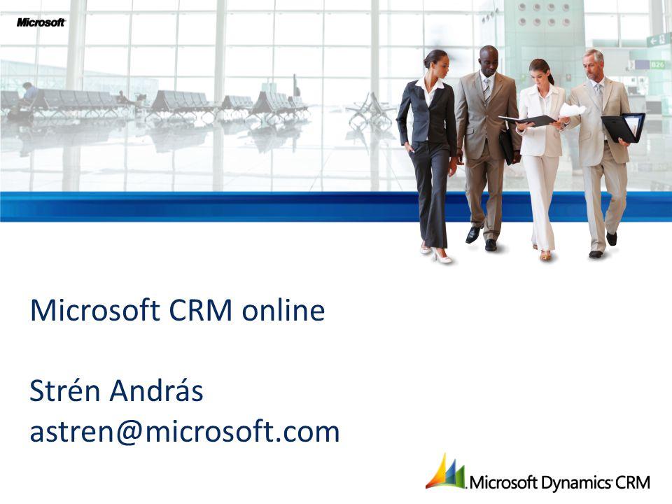 Microsoft Üzleti Megoldások üzletág Dynamics üzletág Microsoft Üzleti megoldások: ERP és CRM Magyarországon 3 Dynamics terméket forgalmazunk: Dynamics AX,NAV, és CRM Kiterjedt és tapasztalt partnerhálózat biztosítja a testreszabott megoldások implementálását Termékek Dynamics AX vállalatirányítási rendszer nagy- és közepes méretű vállalatok számára (50-1000+ ERP felhasználó) Dynamics NAV kis-közép vállalati rendszer (1-100 felhasználó) Dynamics CRM ügyfélkapcsolat- munkafolymat-értékesítés-marketing támogató/kezelő rendszer Ügyfelek 600+ hazai vállalat a pénzügyi, kereskedelemi, szolgáltató, gyártó szektorban Pénzügy, logisztika, vertikális megoldások