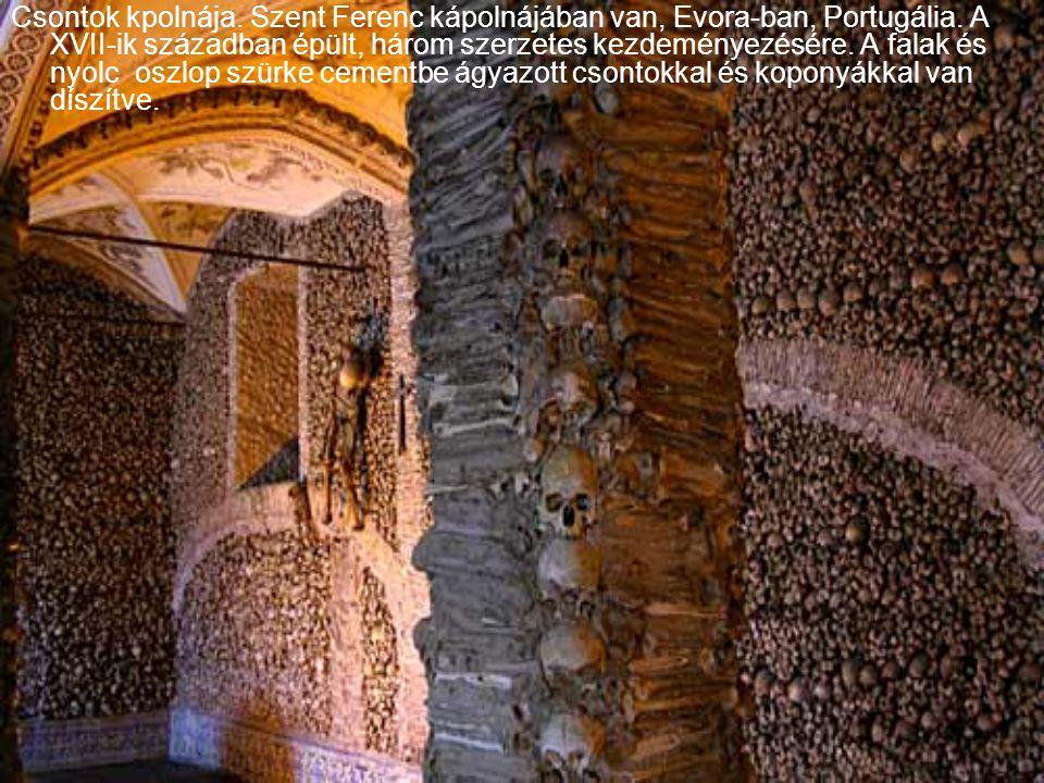 Szent Quirino kápolna, Luxemburg-ban található, egy lejtős területen. 355- ben építették. Korábban ezt a helyet pogány istentiszteletre használták. Eg