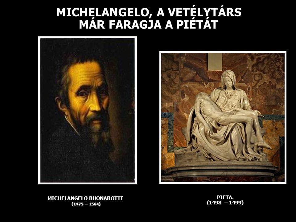 FILIPPINO LIPPI 1497-1502 KÖZÖTT FESTI A STROZZI KÁPOLNA FALÁT FIRENZÉBEN FILIPPINO LIPPI (1457-1504)