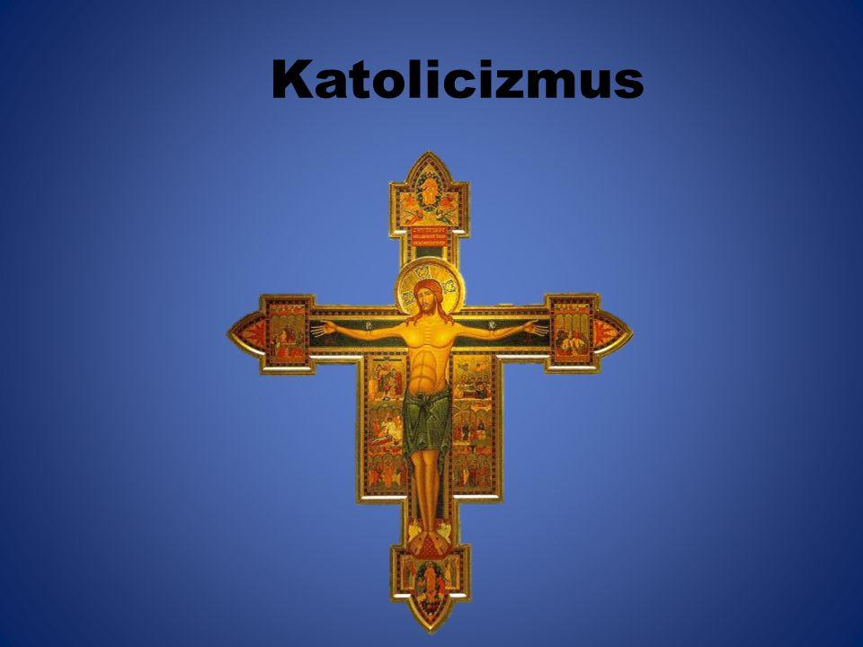Kereszténység  2 milliárd 300 millió hívő  A világ népességének 36 %-a.  3 ága:  Katolikusok: 1 milliárd hívő, a világ népességének 17,5 %-a  Pro