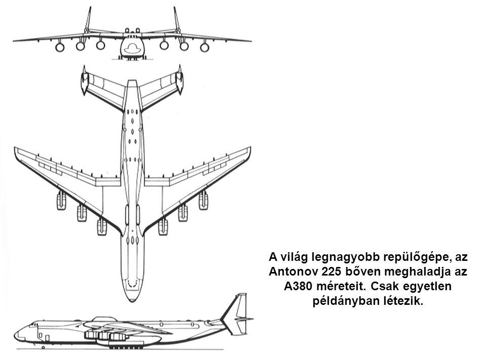 Antonov 225 Szovjet gép....robusztus külsejű, de megbízható.