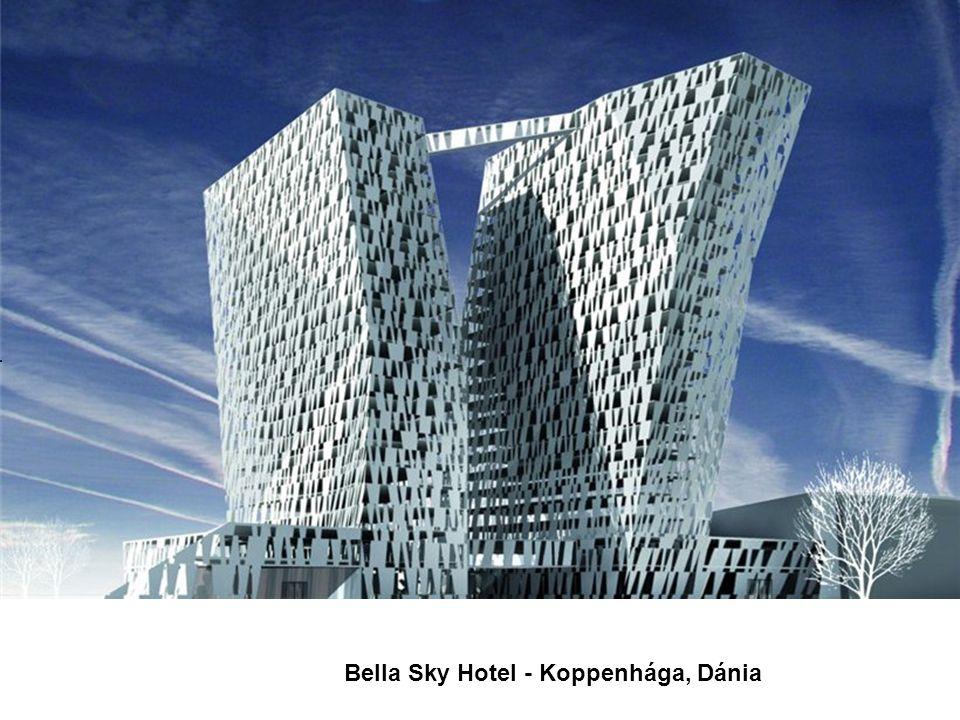 Bella Sky Hotel - Koppenhága, Dánia