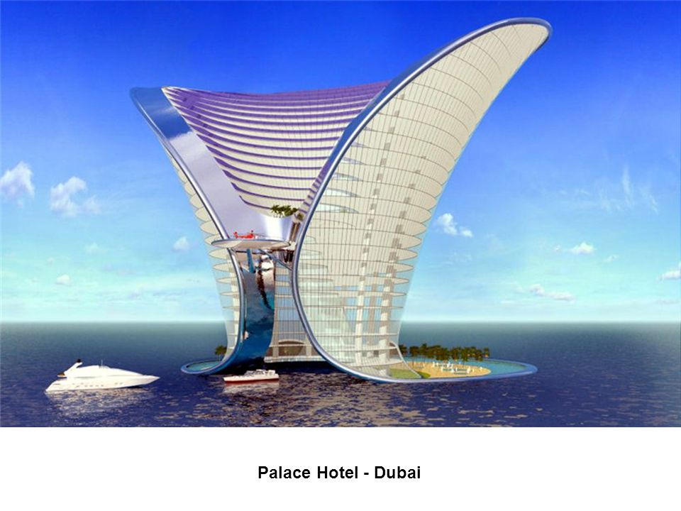 Palace Hotel - Dubai