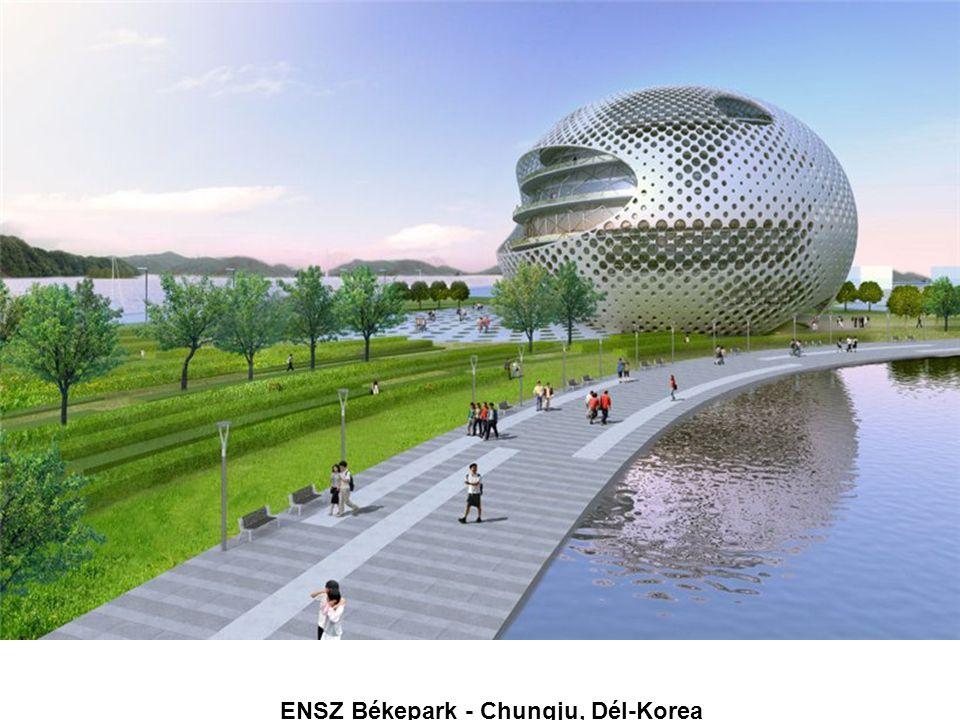 ENSZ Békepark - Chungju, Dél-Korea