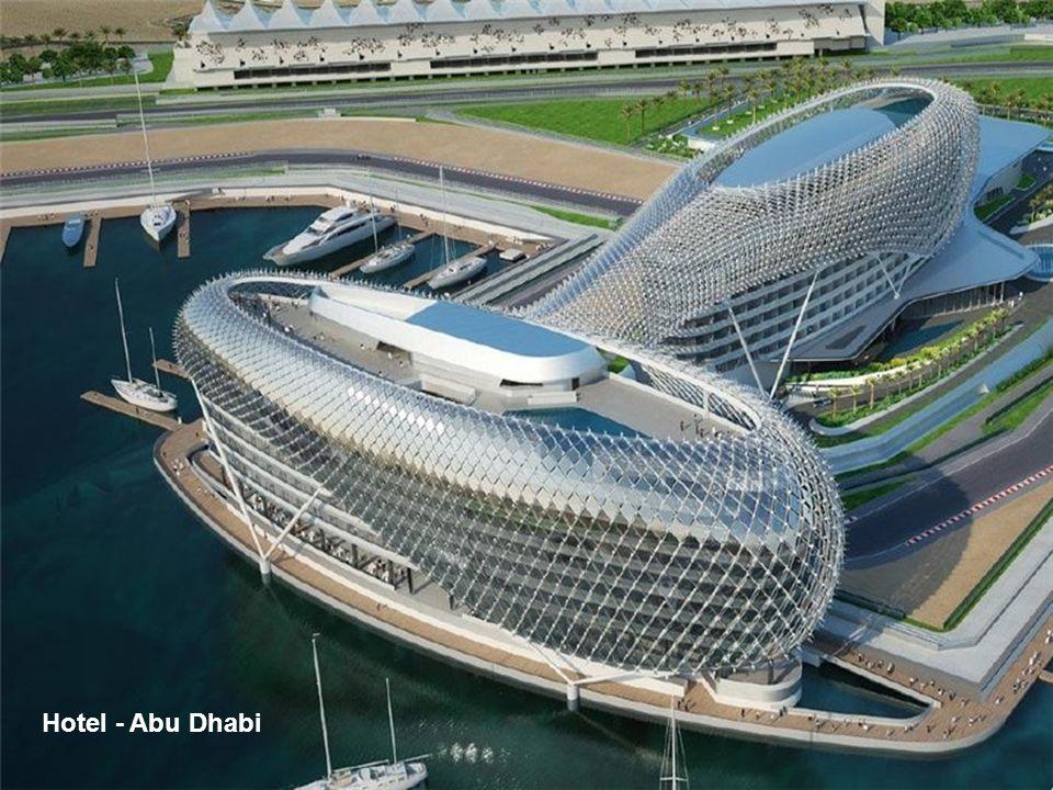Hotel - Abu Dhabi