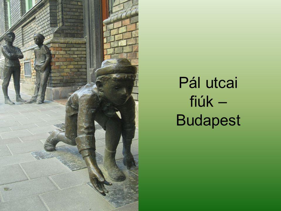Hofi Géza - Budapest