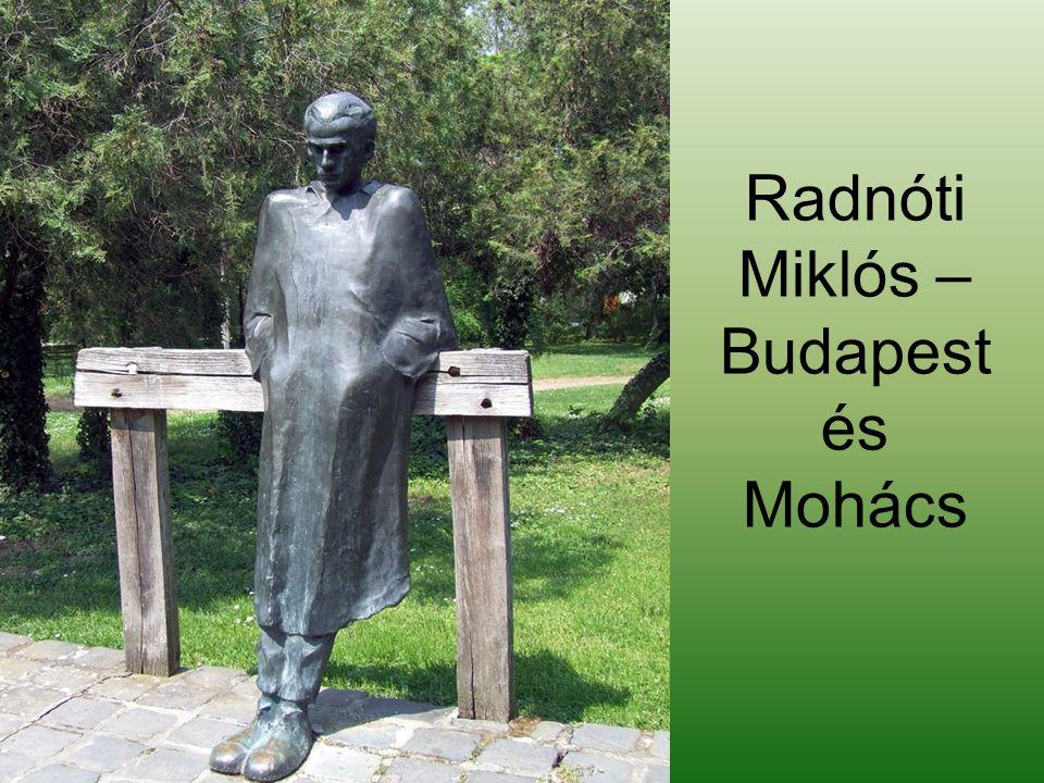 Babits Mihály - Szekszárd