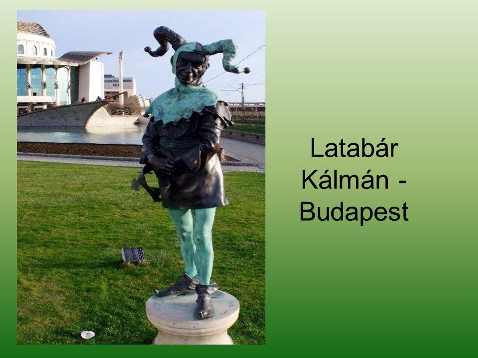 Gobbi Hilda - Budapest