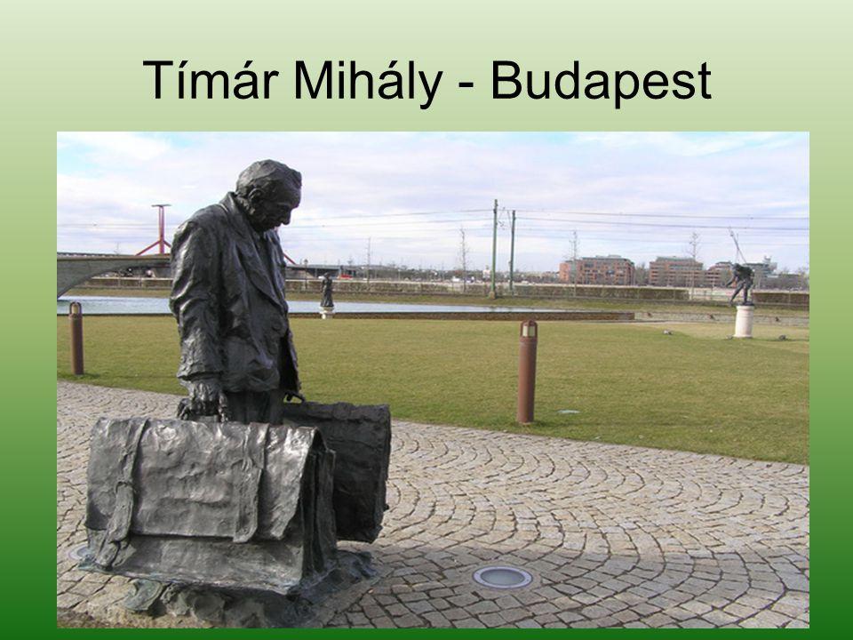 Tímár Mihály - Budapest