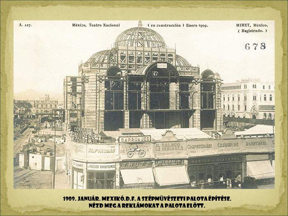 1906. ÁPILIS 18. Földrengés és t ű z S an F ranciscoban.