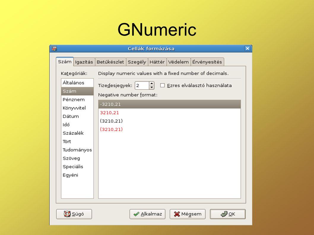 GNumeric
