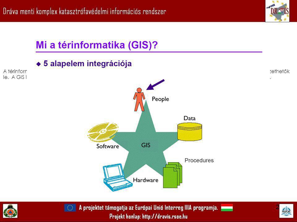 23 Extra funkciók ArcCatalog Fájl alapú geoadatbázis - Adatok kezelése, rendszerezése - létrehozása